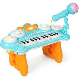 Best Choice Products 24-Key Kids Toddler Learning Musical El