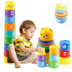 8PCS Educational <font><b>Baby</b></font> <font><b>Toys</b><