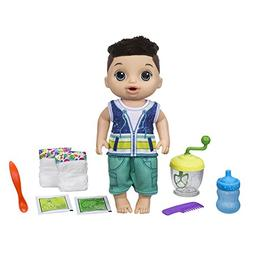 New! Baby Alive Sweet Spoonfuls Boy Doll HASBRO Officially L