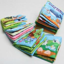 Baby Child Cloth Book Words Picture Books Intelligence Devel