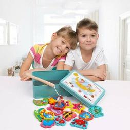 Baby Educational Fishing Toys Marine Biological Cognition Ma
