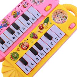 Baby Infant Toddler Kids Musical Piano Toys Early Educationa