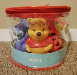 Disney Baby Squirt Toys 5 Figure from Winnie the Pooh for Ag