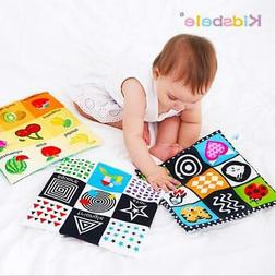 Baby Toys For Newborn Soft Cloth Book