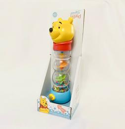 Disney Baby Winnie The Pooh Rainmaker Toy - New