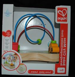Hape Baby Wooden City Maze Learning Toys
