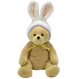 TY Beanie Baby - SPRINGSTON the Easter Bunny  - MWMTs Stuffe
