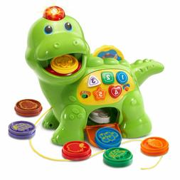VTech, Count & Chomp Dino, Dinosaur Learning Toy for 1 Year