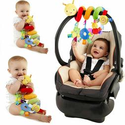 Cute Activity Spiral Crib Stroller Bed Car Seat Travel Hangi