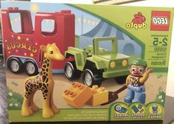 LEGO Duplo 10550 Circus Transport BRAND NEW. BABY KIDS TODDL