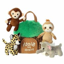 """Ebba Baby ebba - Baby Talk 6"""" Sloth and Friends"""