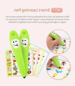 Educational Book Toys Electronic Pointer Pen Reading Books C