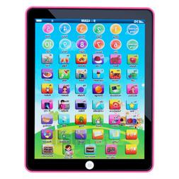 Educational Toys Baby Tablet For 1-6 year old Boy Girl Learn