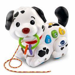 VTech Pull and Sing Puppy Dog For 6 Months to 3 Yeasrs Baby