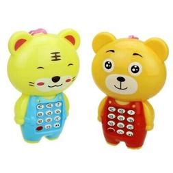 Electronic Toy Phone for Kids Baby Educational Learning Toy
