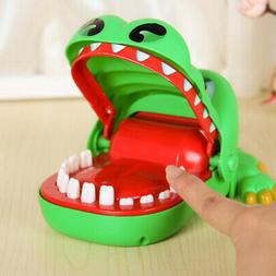 Kids Adults Crocodiles Mouth Bite Finger Game Party Funny In