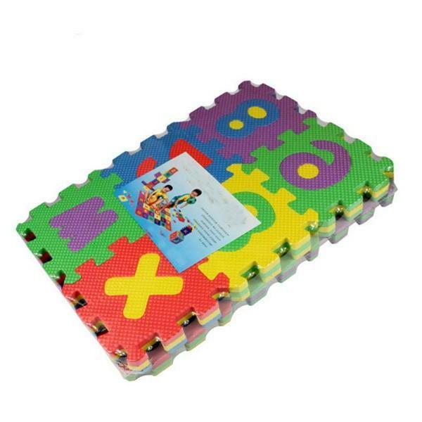 36Pcs Alphabet Puzzle Foam Maths Educational Hot