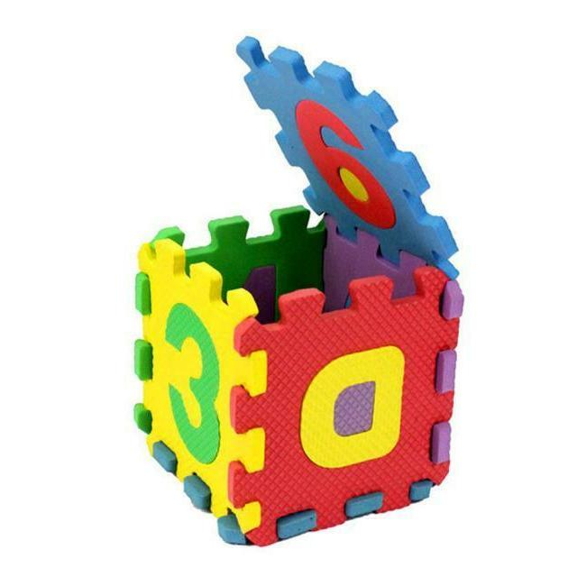 36Pcs Alphabet Puzzle Educational Gift