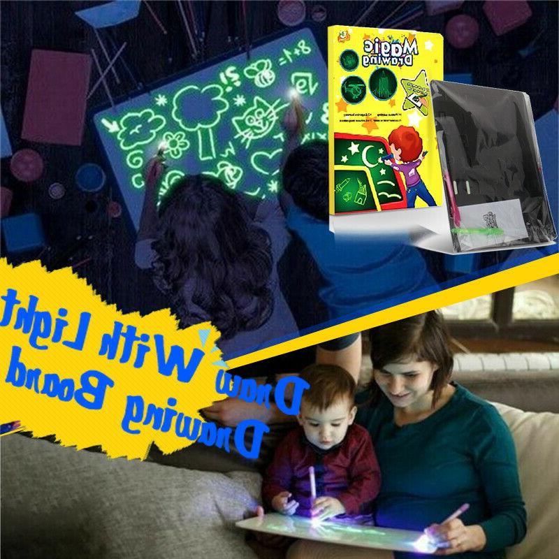A5 Draw Fun And Drawing Board Kids Gift Toy US