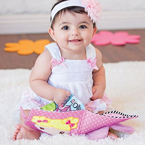 Adora Baby Activity Machine Washable Cloth & Colors, Sounds for Child