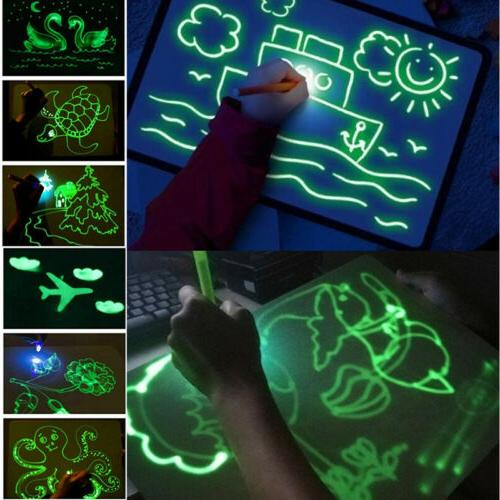 A4 With Fun Drawing Board Educational Gift Toy