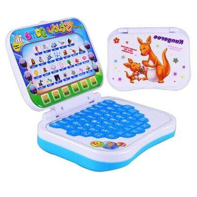 Baby Children Educational Machine Toy Laptop Toys Game