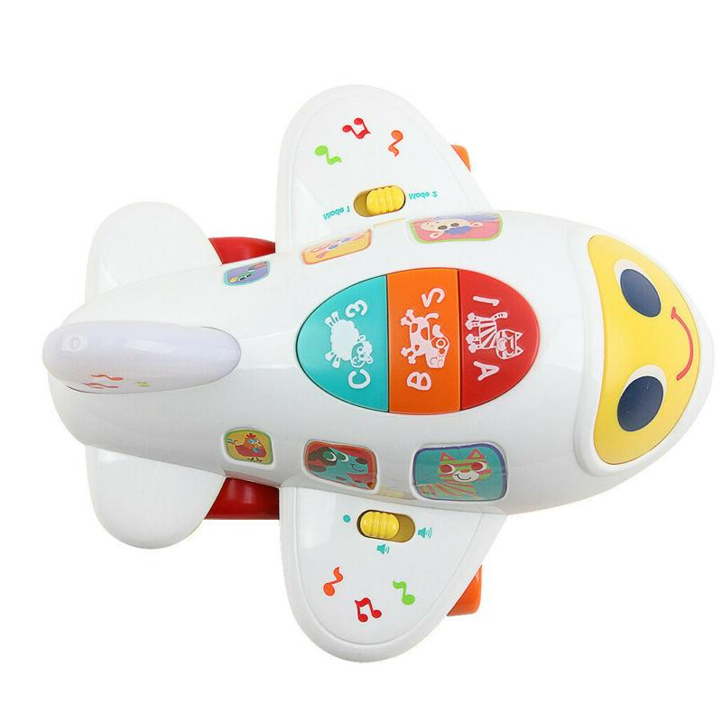 Baby Early Electronic Airplane