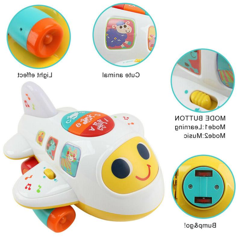 Baby Learning Electronic W/Lights Kids Educational Toy