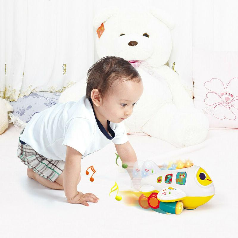 baby early learning toys electronic airplane w