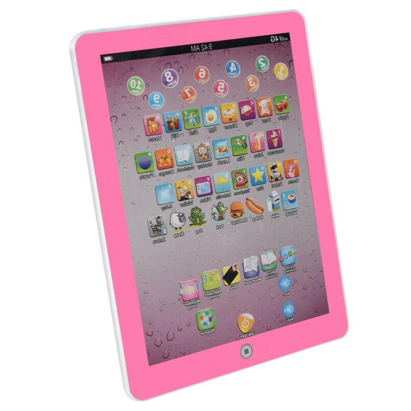 Baby Tablet Girls For Year English