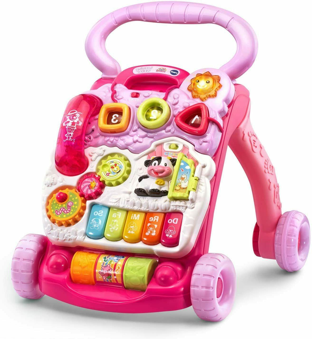 VTech Sit-to-Stand Pink