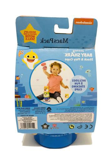 Baby Play Cups Toddler Infant