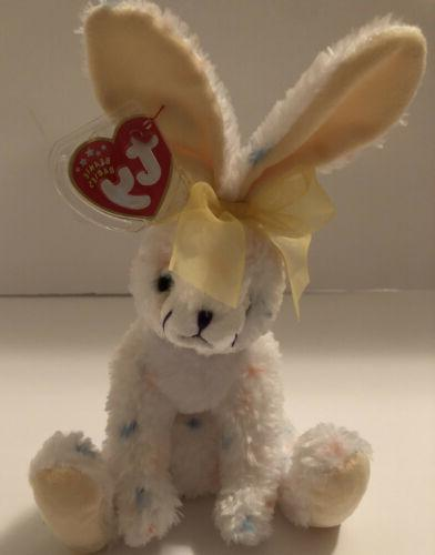 beanie baby carrots the easter bunny mwmts