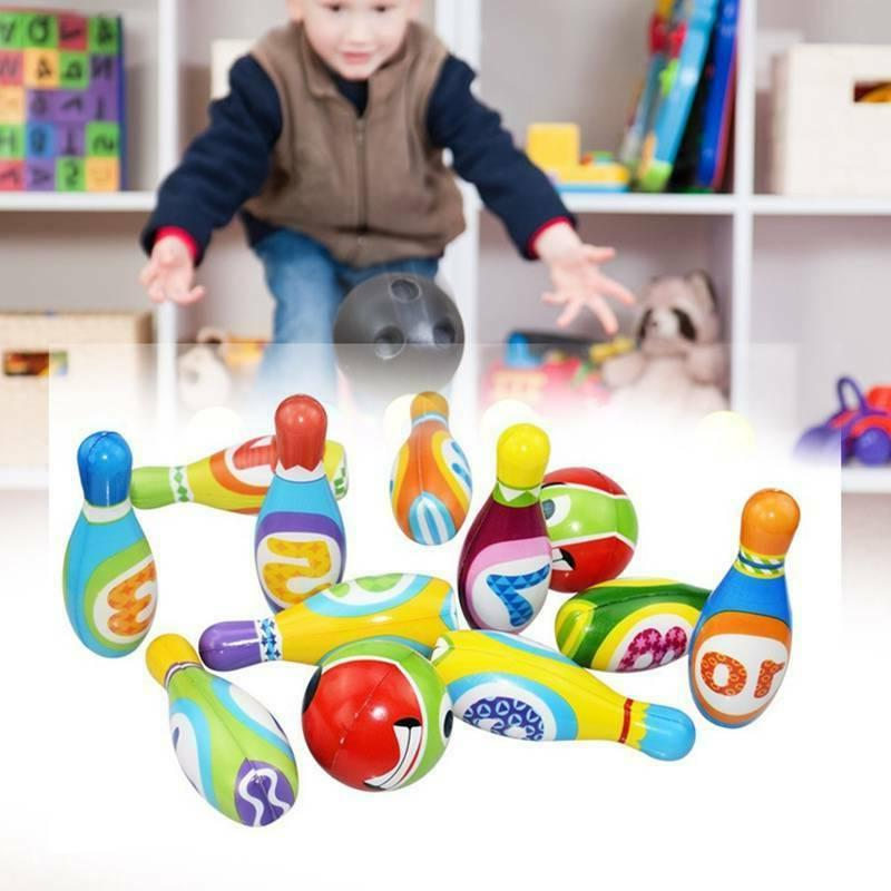 child bowling play set gift toys