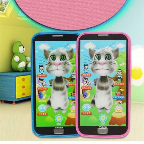 child Simulator Cell Phone Educational Learning