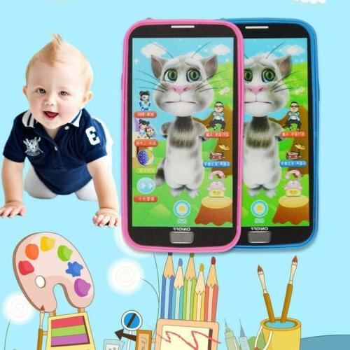 child Simulator Cell Touch Educational Learning