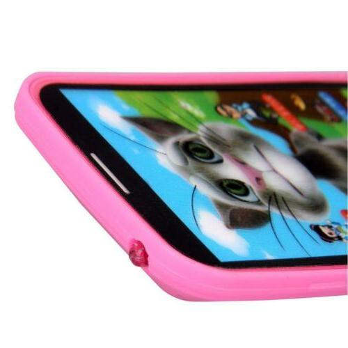 child Simulator Cell Phone Educational Learning Baby Gift