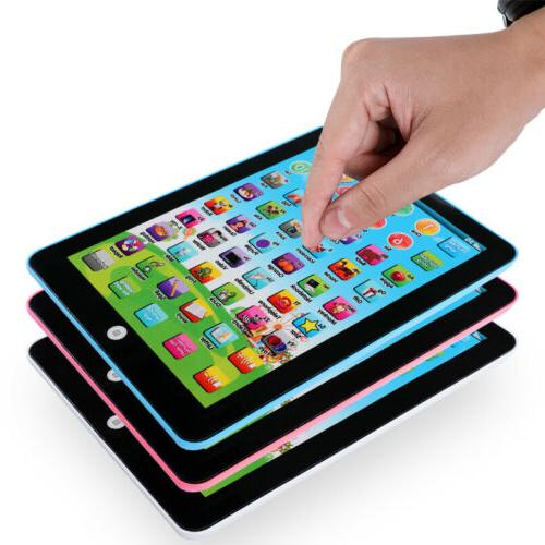 Educational Year Olds Toddlers Kids Boy Tablet