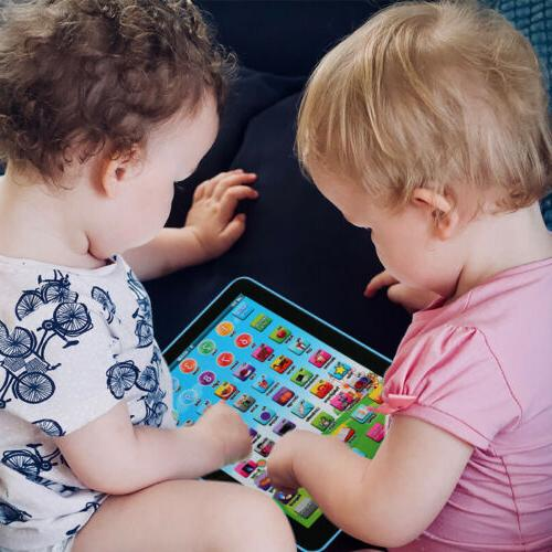 Educational Toys Year Olds Baby Kids Boy Girl Tablet