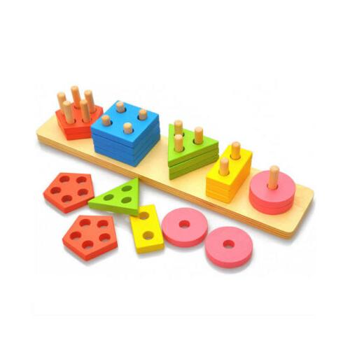 Educational Toys Wooden