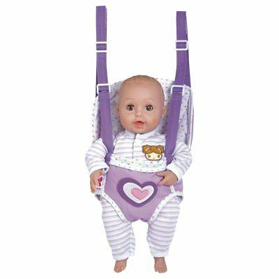 giggletime lilac 15 girl vinyl weighted soft
