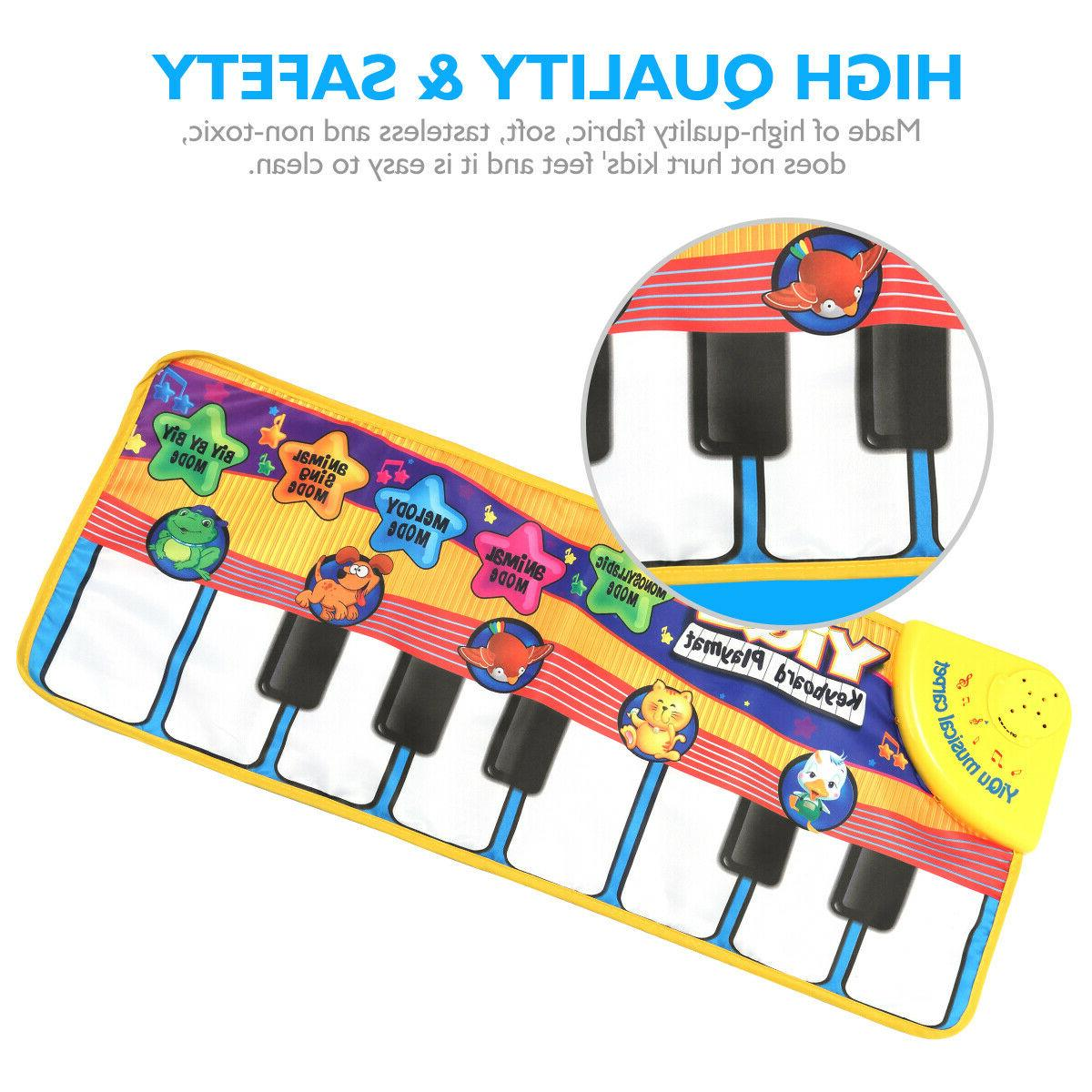 Baby Toys Piano Development Educational Gym