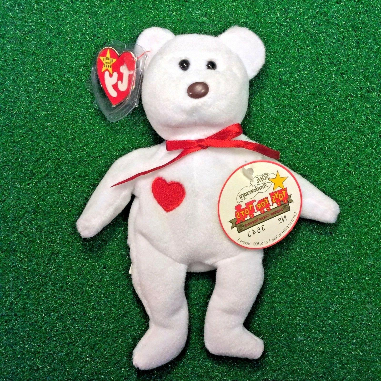 Limited Edition Ty Beanie Baby The Toys For