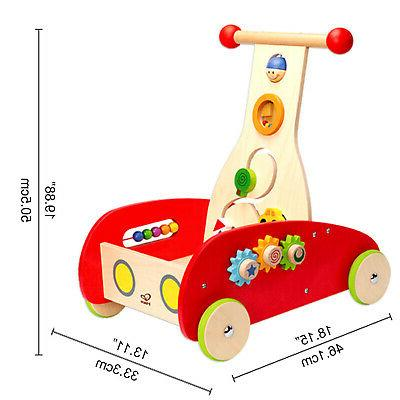 Hape Baby Pull Toy Walker for 12+