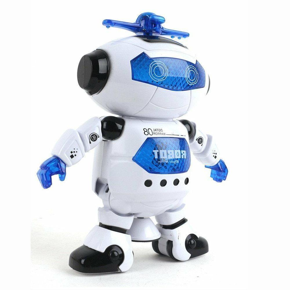 Toys for Boys Kids Toddler Robot 4 Age Cool Gift