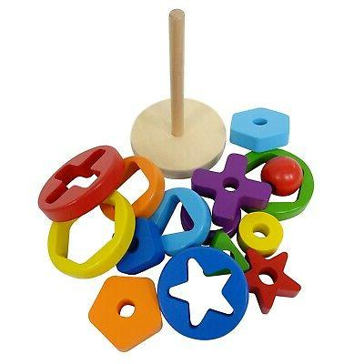 Eliiti Toy Puzzle Toddlers to Years Old