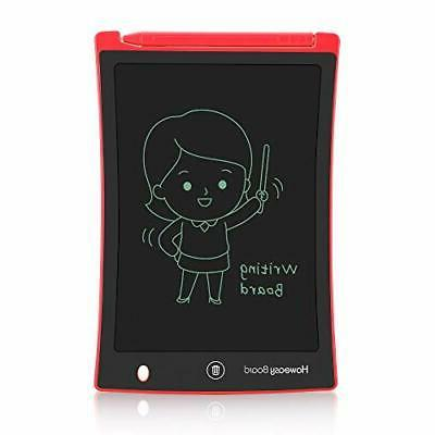 writing tablet 8 5 inch learning educational