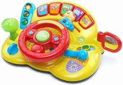 VTech Learning / Educational Steering Wheel Toys For 1 2 3 Y
