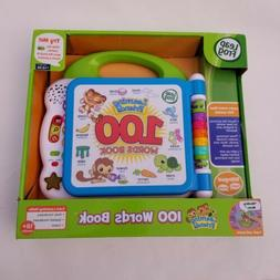 LeapFrog Learning Friends 100 Words Book  Baby Toddler Teach