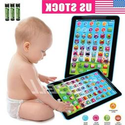 Mini Baby Kids Laptop Tablet Pad Computer Child Educational